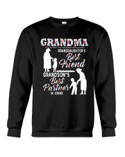 BEST FRIEND AND BEST PARTNER IN CRIME Crewneck Sweatshirt thumbnail