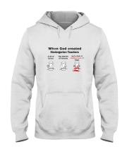 KINDERGARTEN TEACHERS Hooded Sweatshirt thumbnail