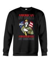 AMERICAN BY BIRTH Crewneck Sweatshirt thumbnail