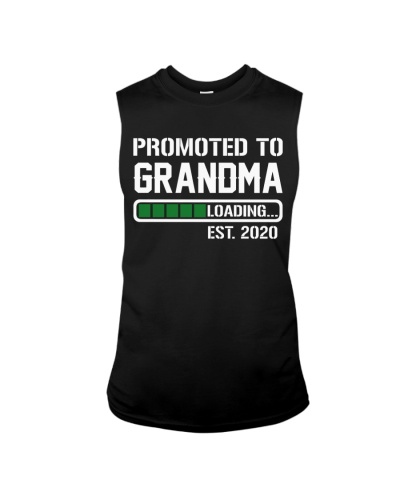 PROMOTED TO GRANDMA 2020