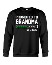 PROMOTED TO GRANDMA 2020 Crewneck Sweatshirt thumbnail