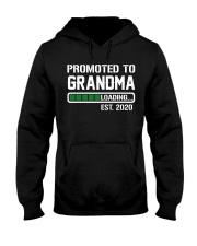 PROMOTED TO GRANDMA 2020 Hooded Sweatshirt thumbnail