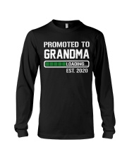 PROMOTED TO GRANDMA 2020 Long Sleeve Tee thumbnail