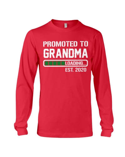 PROMOTED TO GRANDMA 2020
