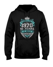 BIRTHDAY GIFT FEB 1970 Hooded Sweatshirt thumbnail