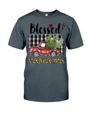 BLESSED GRANDMA Classic T-Shirt tile