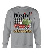 BLESSED GRANDMA Crewneck Sweatshirt thumbnail