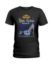 26 de Febrero Ladies T-Shirt thumbnail