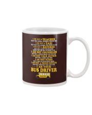 I AM YOUR BUS DRIVER Mug thumbnail
