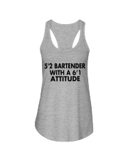 BARTENDER EDITION Ladies Flowy Tank thumbnail