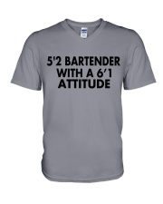 BARTENDER EDITION V-Neck T-Shirt thumbnail