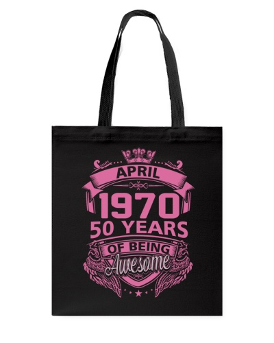 Happy Birthday April 1970