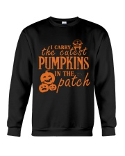 THE CUTEST PUMPKINS Crewneck Sweatshirt thumbnail