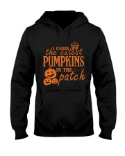 THE CUTEST PUMPKINS Hooded Sweatshirt thumbnail
