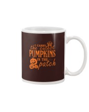 THE CUTEST PUMPKINS Mug thumbnail