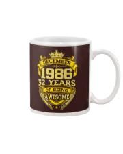 DECEMBER 1986 Mug thumbnail