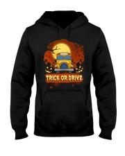 TRICK OR DRIVE BUS Hooded Sweatshirt thumbnail