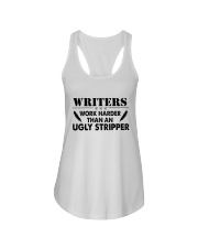 WRITERS EDITION Ladies Flowy Tank thumbnail