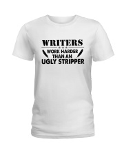 WRITERS EDITION Ladies T-Shirt front