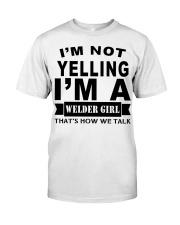 IM NOT YELLING  Classic T-Shirt thumbnail
