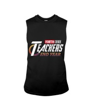 END YEAR FORTH GRADE Sleeveless Tee thumbnail