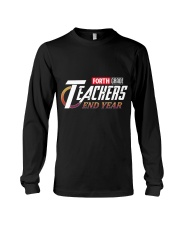 END YEAR FORTH GRADE Long Sleeve Tee thumbnail
