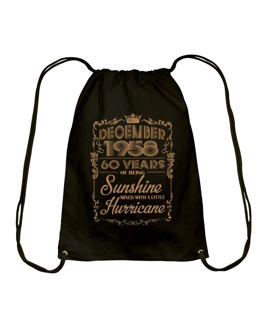 BIRTHDAY GIFT DCB5860 Drawstring Bag