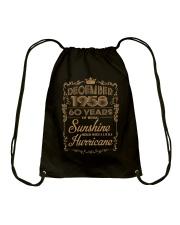 BIRTHDAY GIFT DCB5860 Drawstring Bag front