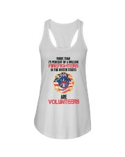 AMERICAN FIREFIGHTERS Ladies Flowy Tank thumbnail