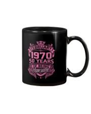 BIRTHDAY GIFT FEB 1970 Mug thumbnail