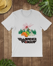 WANDER WOMAN Classic T-Shirt lifestyle-mens-crewneck-front-18