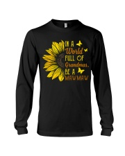 BE A MAWMAW Long Sleeve Tee thumbnail