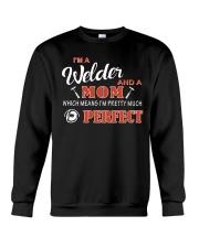 WELDER WOMAN Crewneck Sweatshirt thumbnail