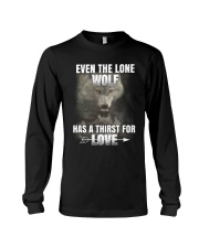 THE LONE WOLF Long Sleeve Tee thumbnail