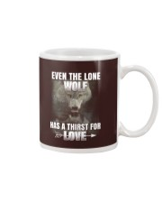 THE LONE WOLF Mug thumbnail