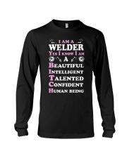 WELDERS HUMAN BEING Long Sleeve Tee thumbnail