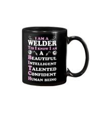 WELDERS HUMAN BEING Mug thumbnail
