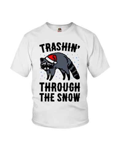 TRASHIN' THROUGH THE SNOW