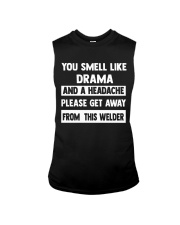 GET AWAY FROM WELDER Sleeveless Tee thumbnail
