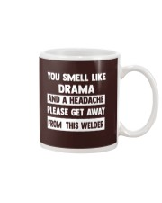 GET AWAY FROM WELDER Mug thumbnail