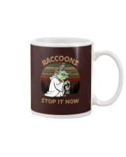 STOP IT NOW RACCOONS Mug thumbnail