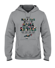 DON'T MESS WITH MY LITTLES Hooded Sweatshirt thumbnail