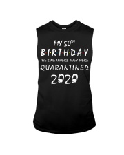 THE 50TH BIRTHDAY IN 2020 Sleeveless Tee tile