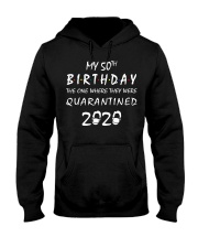 THE 50TH BIRTHDAY IN 2020 Hooded Sweatshirt tile