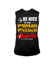 BE NICE TO WELDER Sleeveless Tee thumbnail