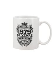 HAPPY BIRTHDAY NOVEMBER 1979 Mug thumbnail