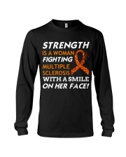 STRENGTH OF MS Long Sleeve Tee thumbnail