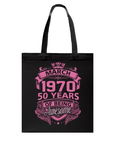 BIRTHDAY GIFT MAR 1970