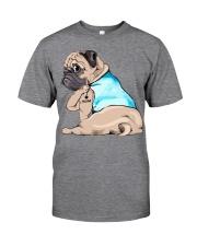 pet dog Classic T-Shirt front