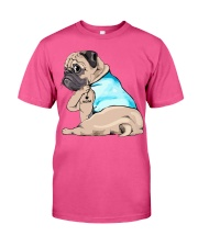 pet dog Classic T-Shirt tile